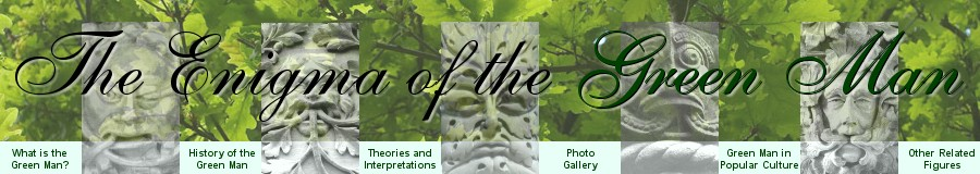 The Enigma of the Green Man - Photo Gallery - The Green Man in Other Countries